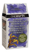 Blueberry Amaranth Blonde Brownie Mix from ONEearth Functional Foods