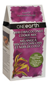 Chia Chai Coconut Cookie Mix from ONEearth Functional Foods