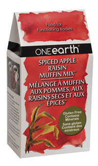 Sweet Potato Muffin Mix from ONEearth Functional Foods
